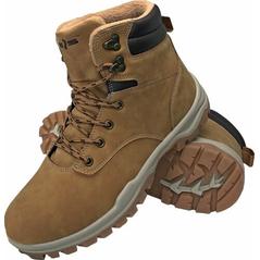 Dámska pracovná zimná obuv béžová
