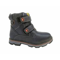 Chlapčenské topánky zimné tmavomodré