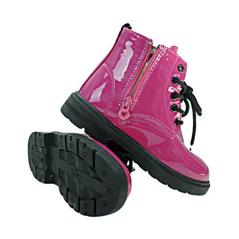 zateplené ružové topánky