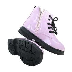 detské ružové zimné topánky