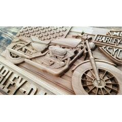 Obraz Harley Davidson