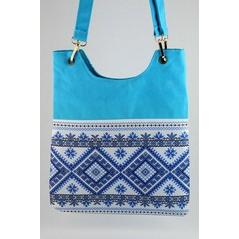 Modrá taška Slovakia Folk