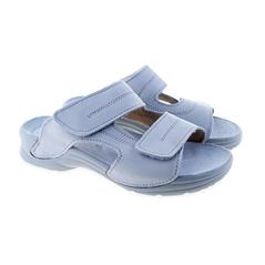Zdravotná obuv biela dámska