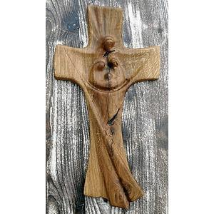 Drevený Krížik Rodina